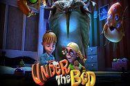 Игровой автомат Under the Bed от gaminatorslots com онлайн картинка логотип