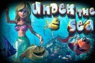 Играть в автомат Under the Sea от gaminatorslots com картинка логотип