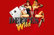 Автомат Deuces Wild от Гаминаторслотс онлайн картинка логотип