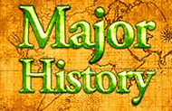 Играть в игровой автомат Major History в онлайн казино 777 ГМСлотс картинка логотип