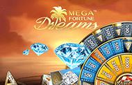 Mega Fortune Dreams – онлайн игровой автомат от gmslots зеркало картинка логотип