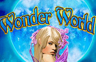 Автомат Wonder World в казино gmslots доступное зеркало картинка логотип
