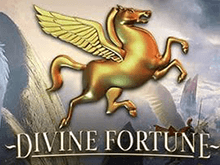 Виртуальный онлайн-автомат Divine Fortune